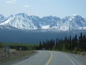 From Whitehorse to Kluane Lake, YT