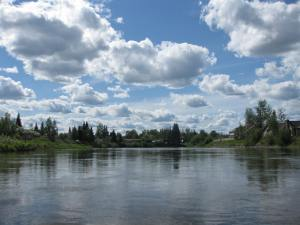 Afternoon from Pikes of the Chena