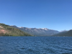 Boating on Vallecito